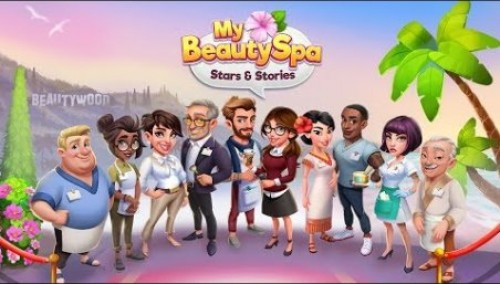 My Beauty Spa: Stars and Stories + MOD