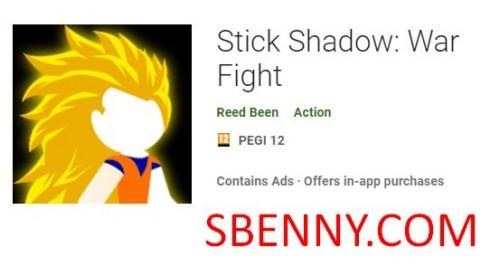 Stick Shadow: War Fight + MOD