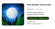 Relax Melodies: Sleep Sounds + MOD