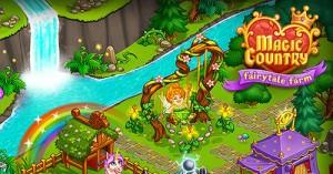 Волшебный город: сказочная ферма и сказочная страна + MOD