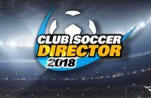 Club Soccer Director - Soccer Club Manager Sim + MOD