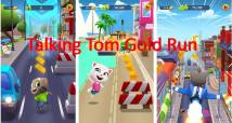 Talking Tom Gold Run + MOD