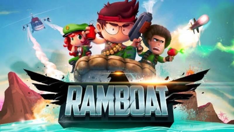 Ramboat: rimja u Dash + MOD
