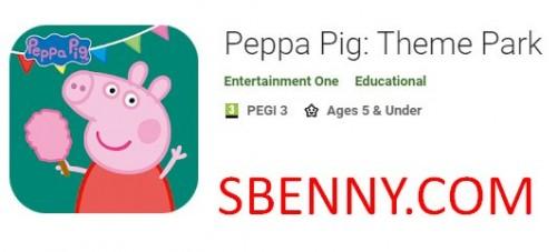 Peppa Pig: Themenpark + MOD