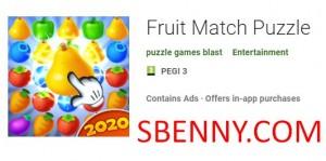 Fruit Match Puzzle + MOD