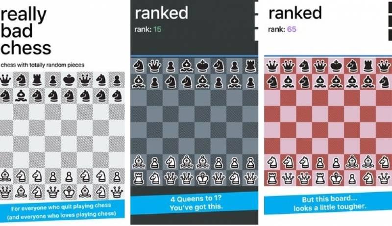 Chess tassew Ħżiena + MOD