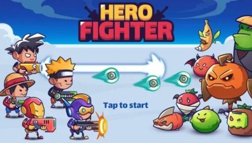 Appuyez sur Touchez Stickman Heroes - Combattant inactif du héros + MOD