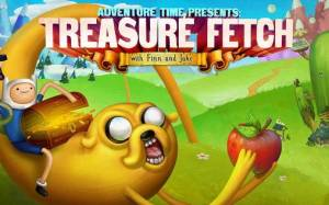 Treasure Fetch: Adventure Time + MOD