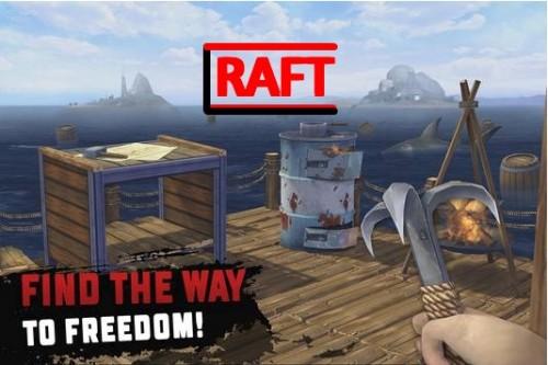 RAFT: Original Survival Game + MOD