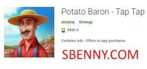 Baron de pomme de terre - Tap Tap Idle Tycoon + MOD