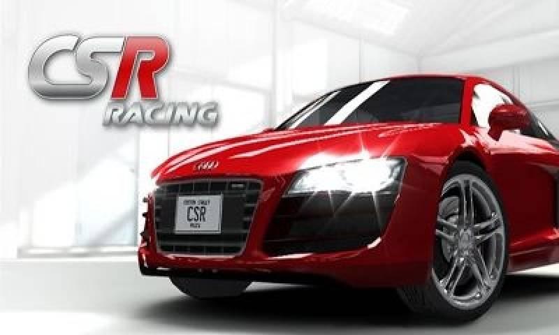 CSR Racing + MOD