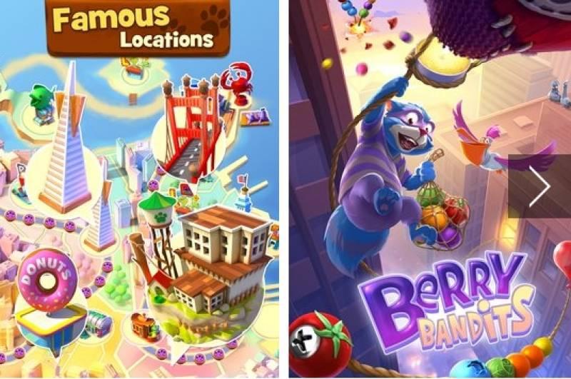 Berry Bandits + MOD