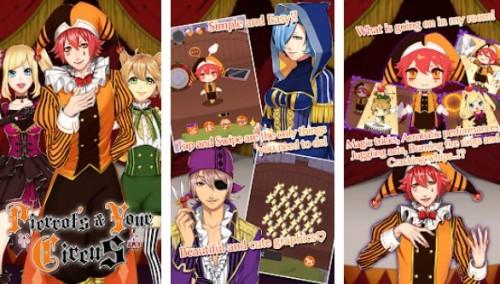 Pierrots & amp; Dein Zirkus + MOD