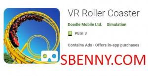 VR Roller Coaster + MOD
