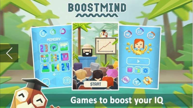 Boostmind - тренировки мозга + MOD
