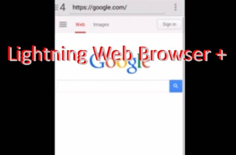 Lightning Web Browser + + MOD