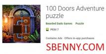 100 Portas aventura puzzle + MOD
