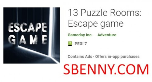 13 Puzzle Rooms: Escape-Spiel