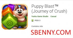 Puppy Blast ™ (Journey of Crush) + MOD