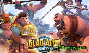 Gladiator Heroes - Fights, Blood & amp; Ruhm + MOD