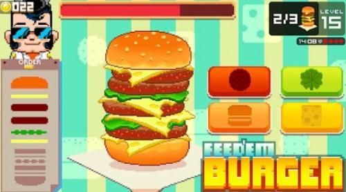 Feed'em BurgerD + MOD