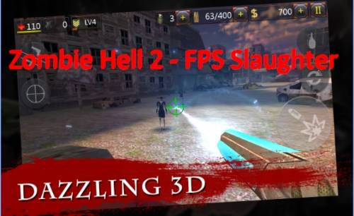 Zombie Hell 2 - FPS Slaughter + MOD