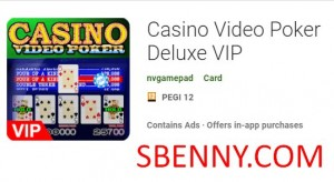 Casino Video Poker Deluxe VIP + MOD