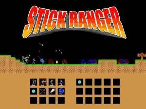 Stick Ranger + MOD