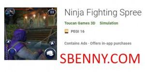 Ninja Fighting Spree + MOD