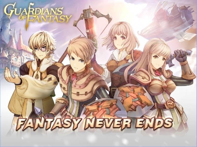 Guardianes de la fantasía + MOD