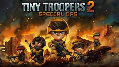 Tiny Troopers 2: Special Ops + MOD