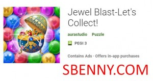 Jewel Blast-Let's Collect! + MOD