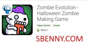 Зомби Эволюция - Хэллоуин Создание Зомби + MOD