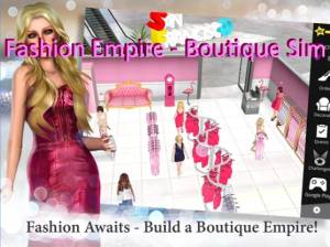 Empire Mode - Boutique Sim + MOD