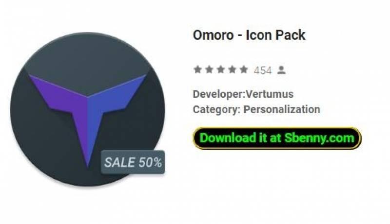 Omoro - Paquete de iconos