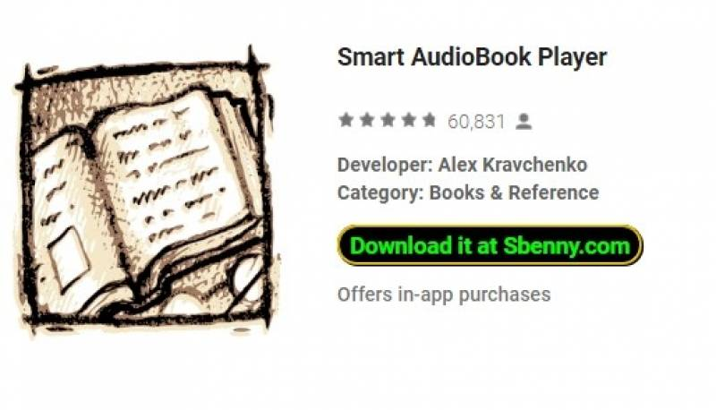 Smart AudioBook Player + MOD