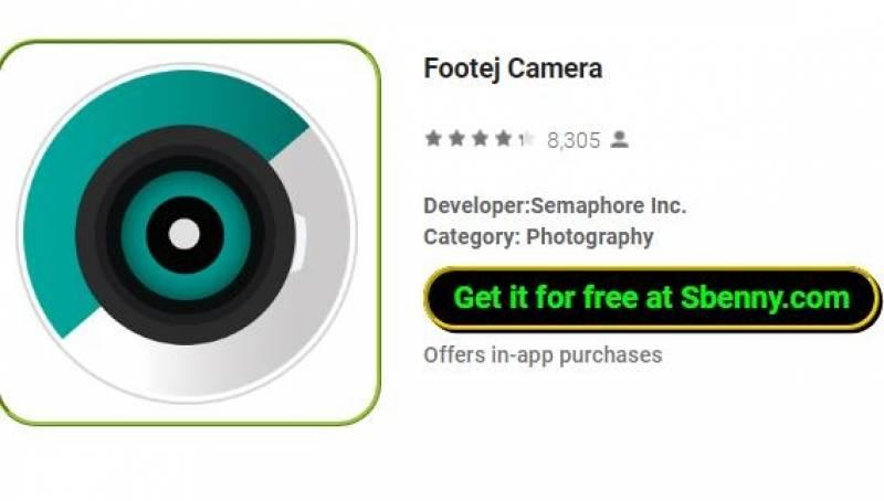 Footej Camera + MOD