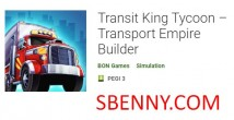 Transit King Tycoon - Transport Empire Builder + MOD