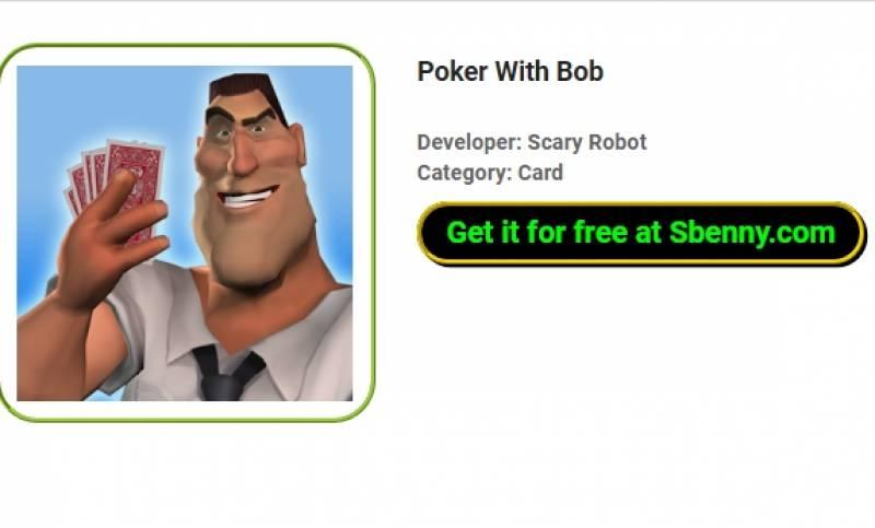 Poker ma 'Bob