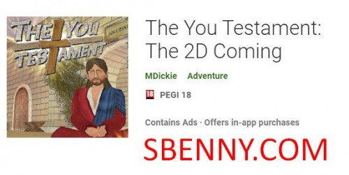 The You Testament: The 2D Coming + MOD