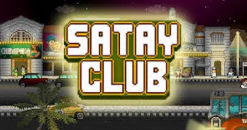 Satay Club Street Food Diner + MOD