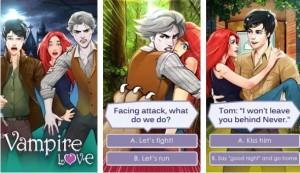 Vampiri del liceo Teen Love + MOD