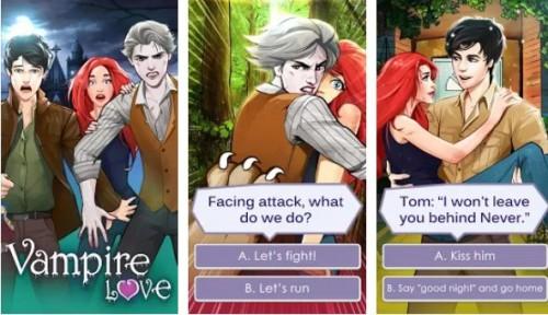 Lycée Vampires Teen Love + MOD