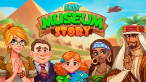 Моя история в музее: Mystery Match + MOD