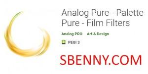 Analog Pure - Palette Pure - Filtros de película