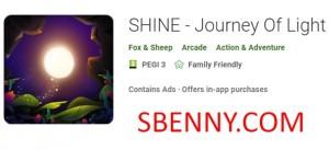 SHINE - Journey Of Light + MOD