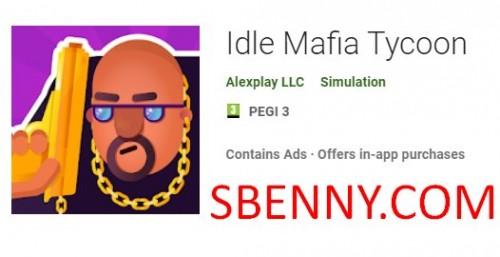 Idle Mafia Tycoon + MOD
