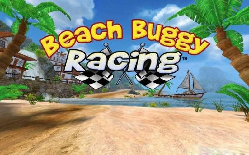 Praia Buggy Racing + MOD