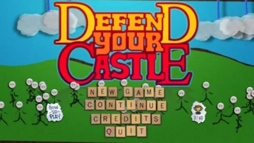 Defiende tu castillo