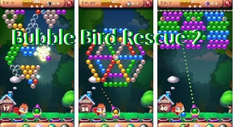 Bubble Uccello Rescue 2 + MOD
